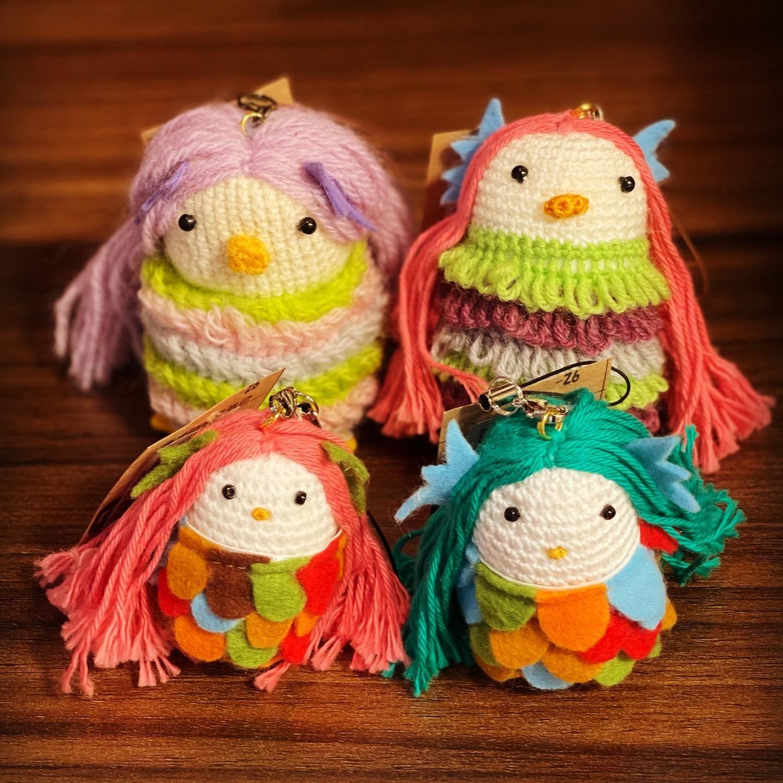 編みぐるみアマビエ様
